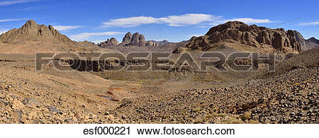 Hoggar Mountains clipart #20, Download drawings