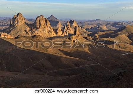 Hoggar Mountains clipart #18, Download drawings