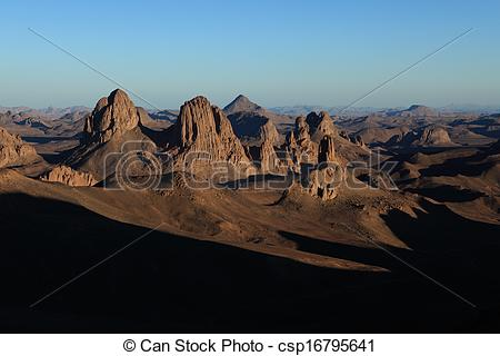 Hoggar Mountains clipart #16, Download drawings