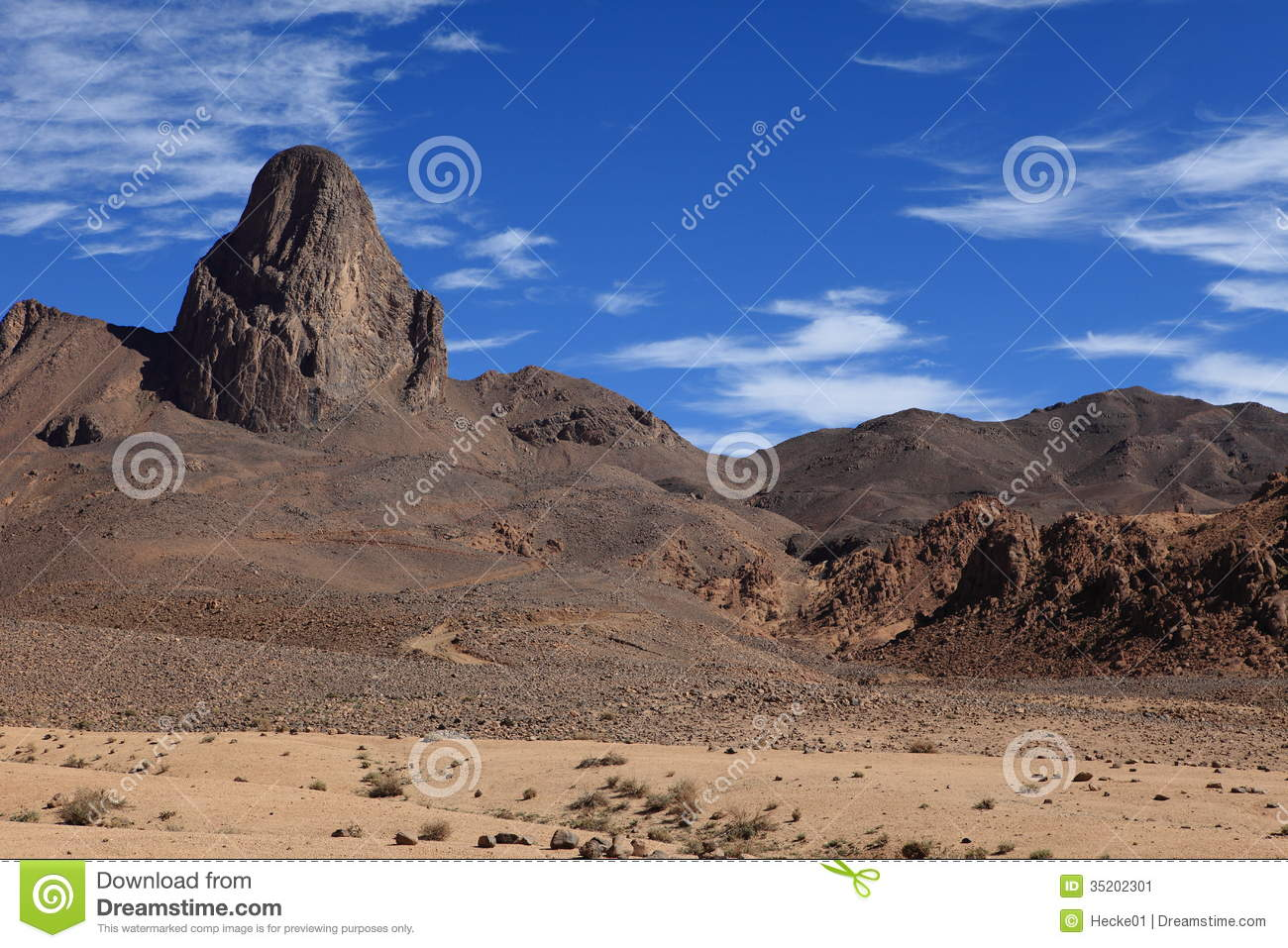 Hoggar Mountains clipart #12, Download drawings