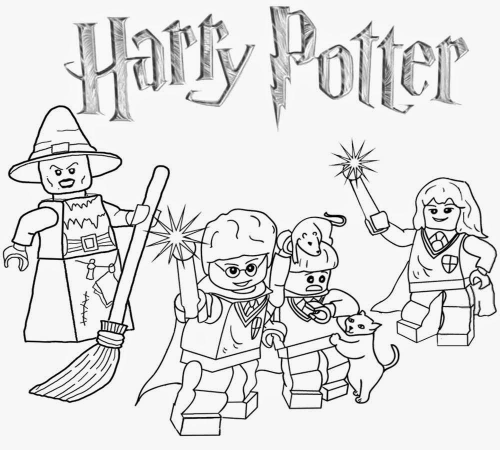 Hogwarts Castle coloring #14, Download drawings