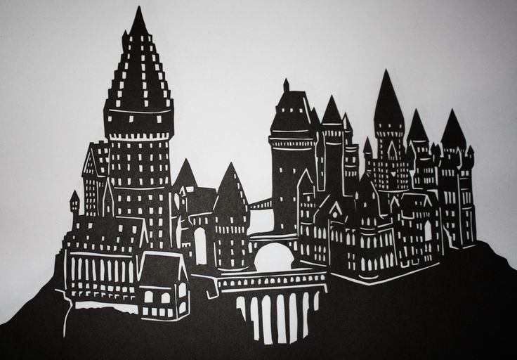 Hogwarts Castle svg #13, Download drawings