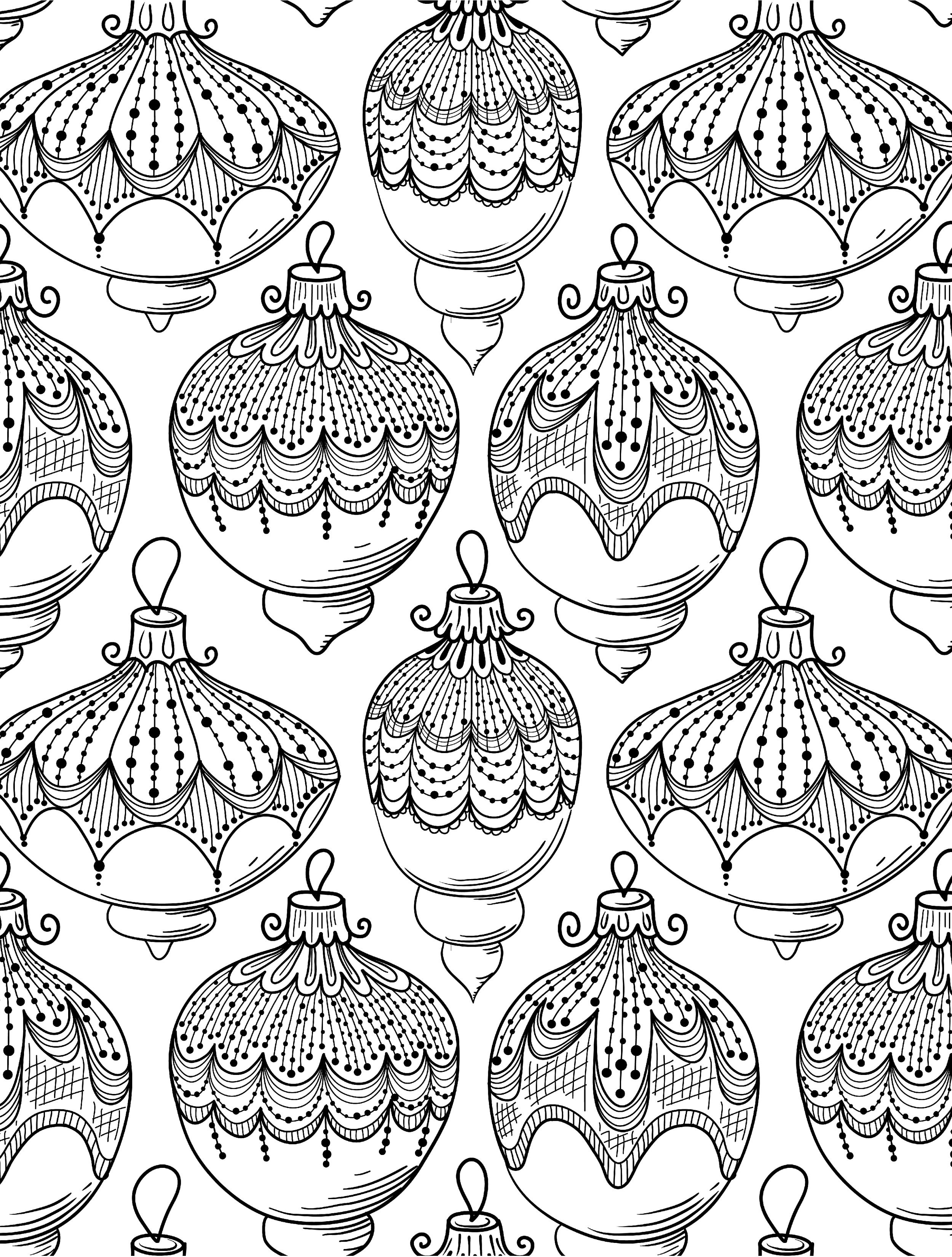 Holiday coloring #9, Download drawings
