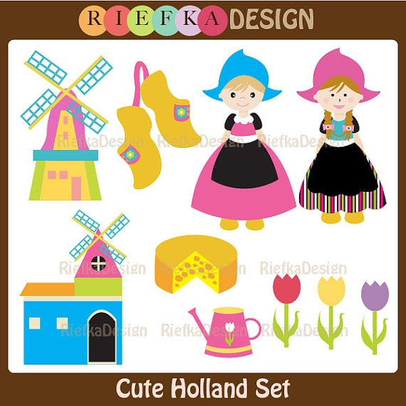 Holland clipart #4, Download drawings