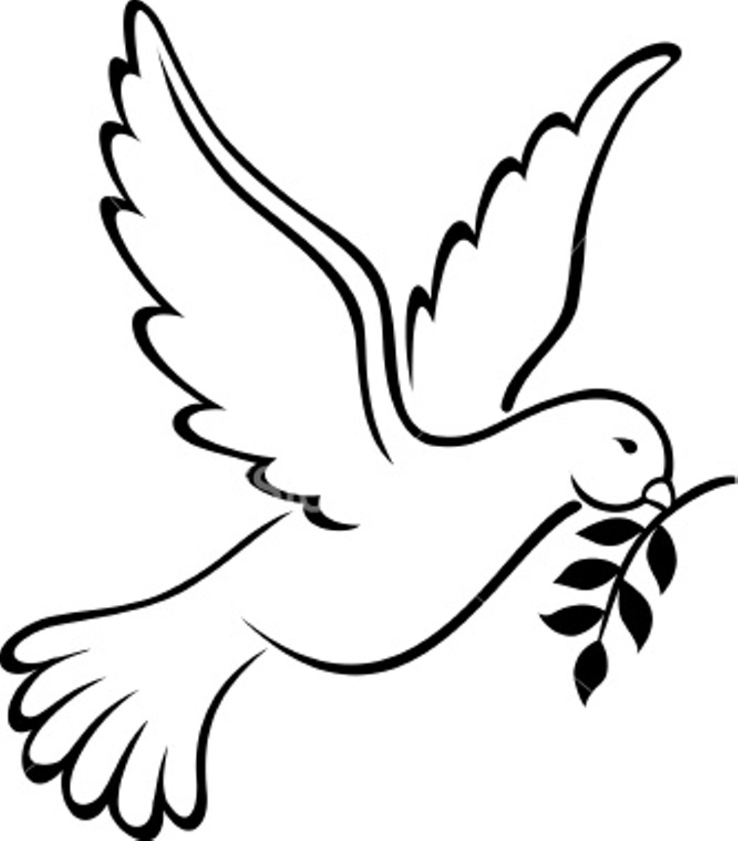 White Dove clipart #19, Download drawings