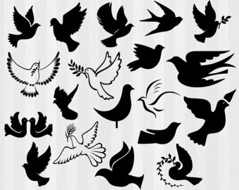 Holy Dove svg #8, Download drawings