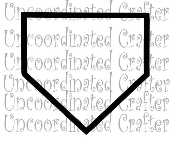 home plate svg #61, Download drawings