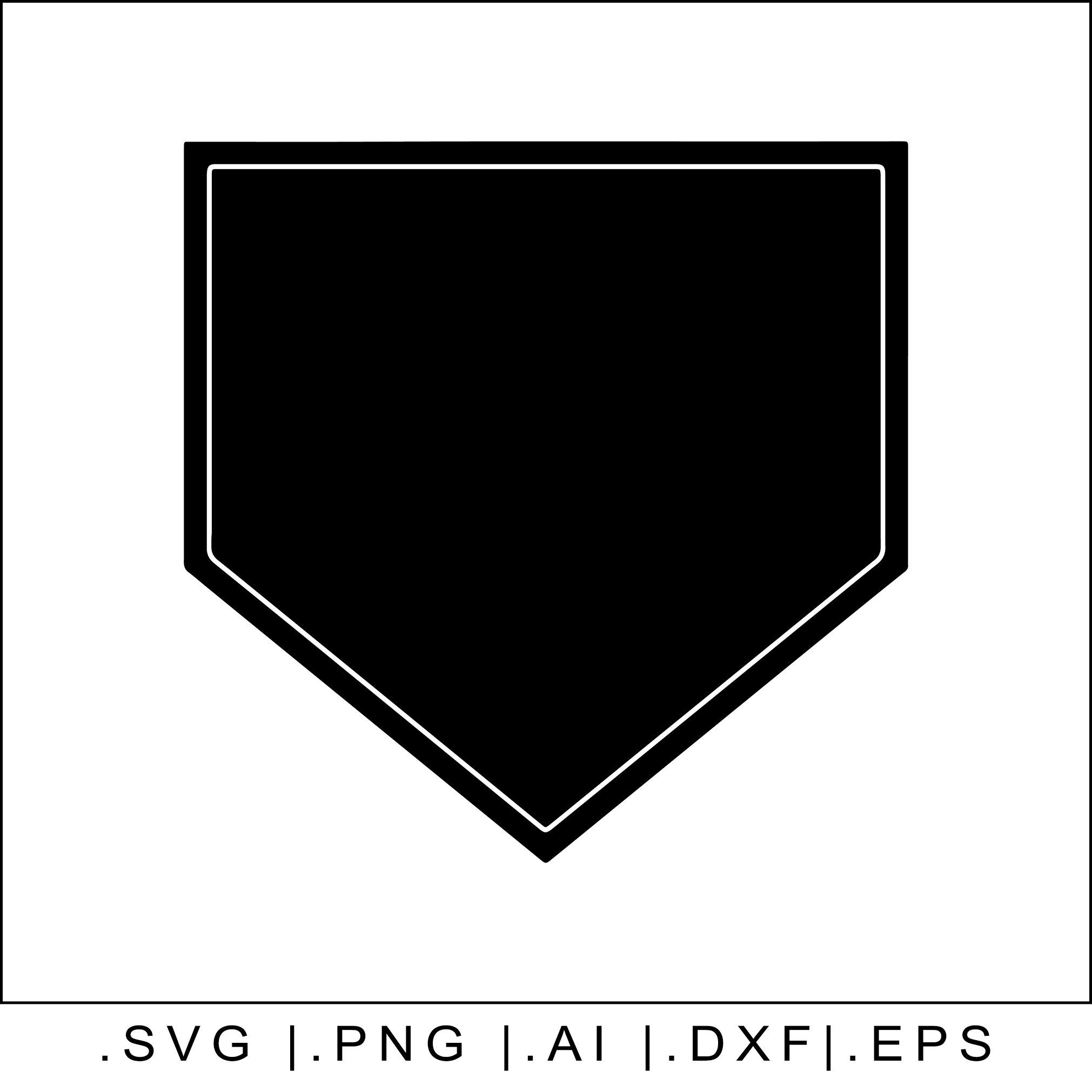 home plate svg #57, Download drawings