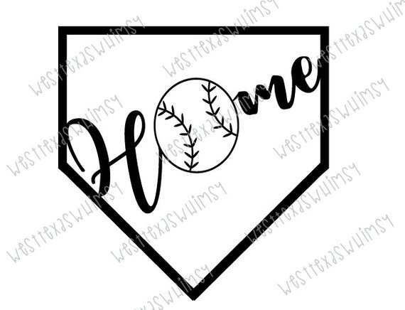 home plate svg #54, Download drawings