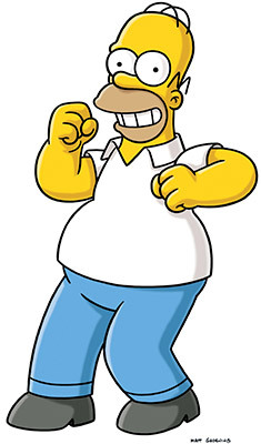 Homer Simpson clipart #10, Download drawings