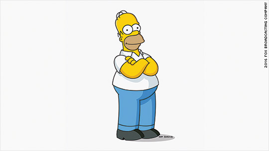 Homer Simpson clipart #17, Download drawings