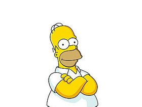Homer Simpson clipart #1, Download drawings