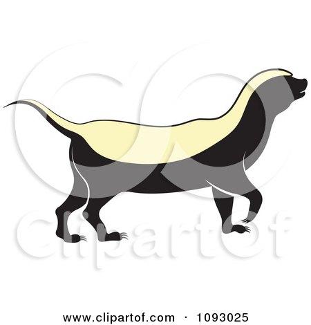 Honey Badger clipart #12, Download drawings