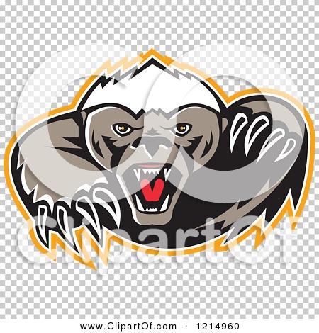 Honey Badger clipart #2, Download drawings