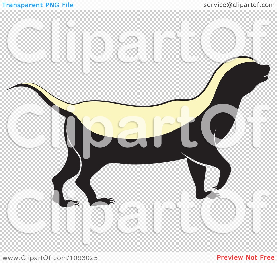 Honey Badger clipart #11, Download drawings