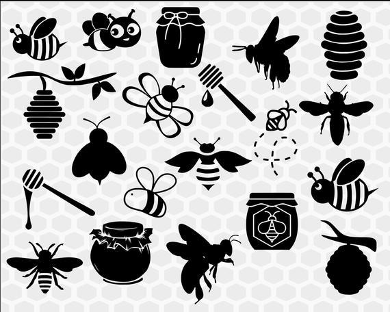 honey bee svg #640, Download drawings
