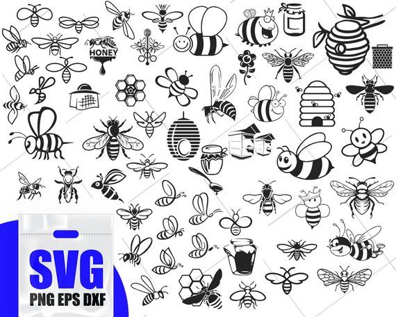 honey bee svg #639, Download drawings