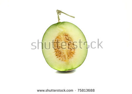 Honey Dew Melon clipart #2, Download drawings