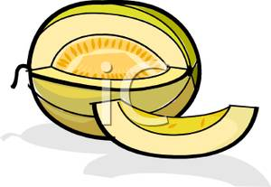 Honey Dew Melon clipart #7, Download drawings