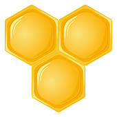 Honeycomb clipart #17, Download drawings