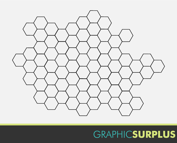 Honeycomb clipart #10, Download drawings