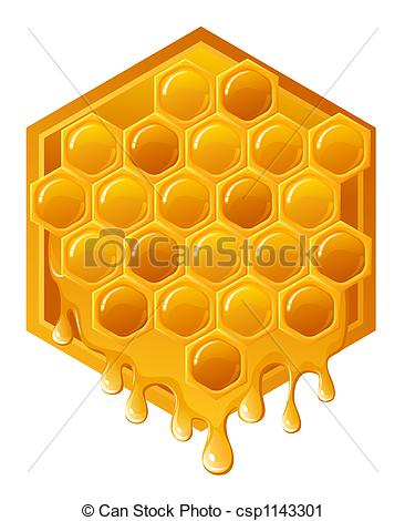Honeycomb clipart #9, Download drawings