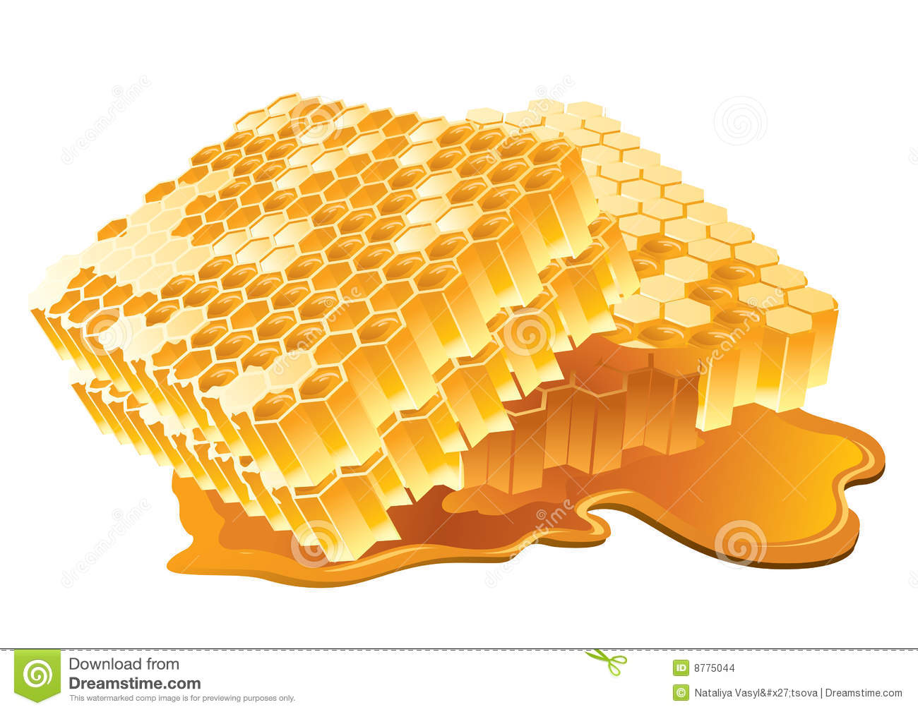 Honeycomb clipart #6, Download drawings