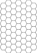 Honeycomb coloring #13, Download drawings
