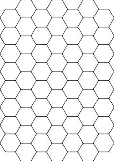 Honeycomb coloring #19, Download drawings