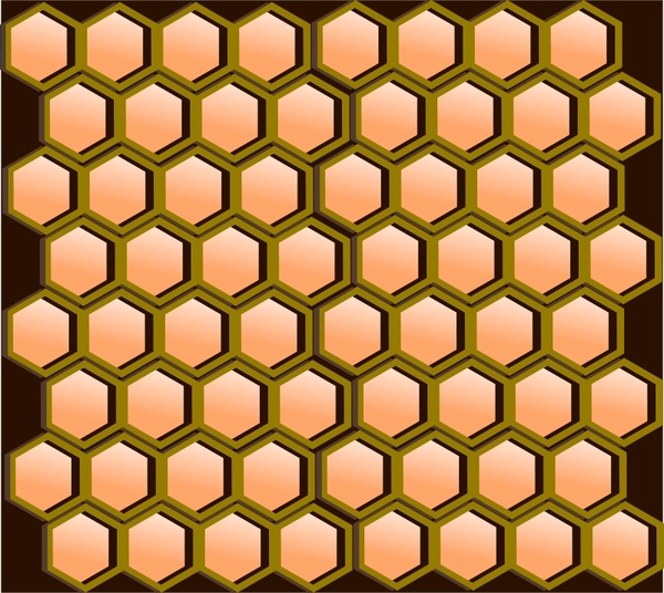 Honeycomb svg #6, Download drawings