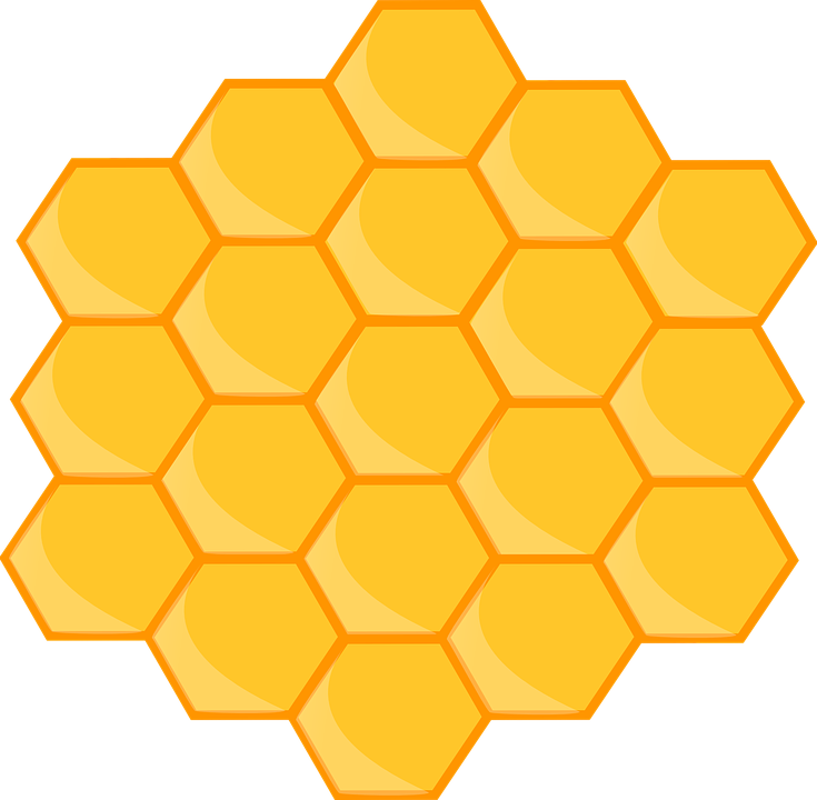 Honeycomb svg #12, Download drawings