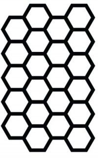 Honeycomb svg #18, Download drawings