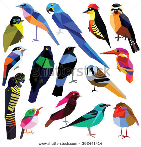 Honeycreeper clipart #17, Download drawings