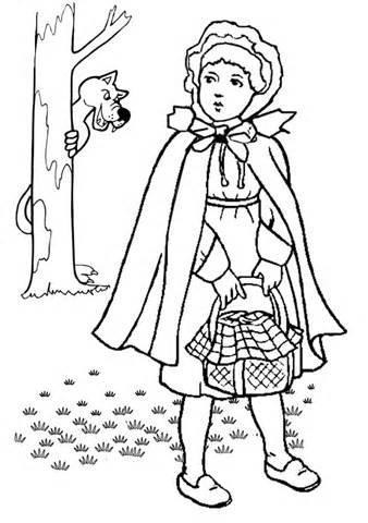 Hood coloring #12, Download drawings