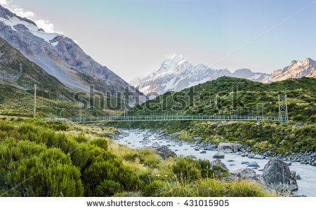 Hooker Valley clipart #1, Download drawings