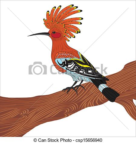 Hoopoe  clipart #10, Download drawings