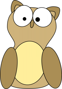 Hooter clipart #2, Download drawings