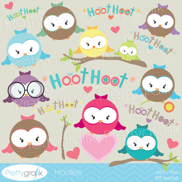Hooter clipart #8, Download drawings