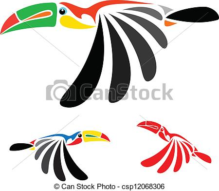 Hornbill clipart #17, Download drawings