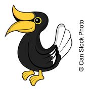 Hornbill clipart #18, Download drawings