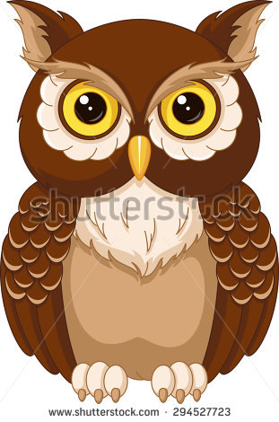 Horned Owl clipart #13, Download drawings