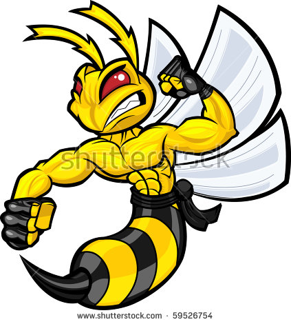 Hornet clipart #9, Download drawings