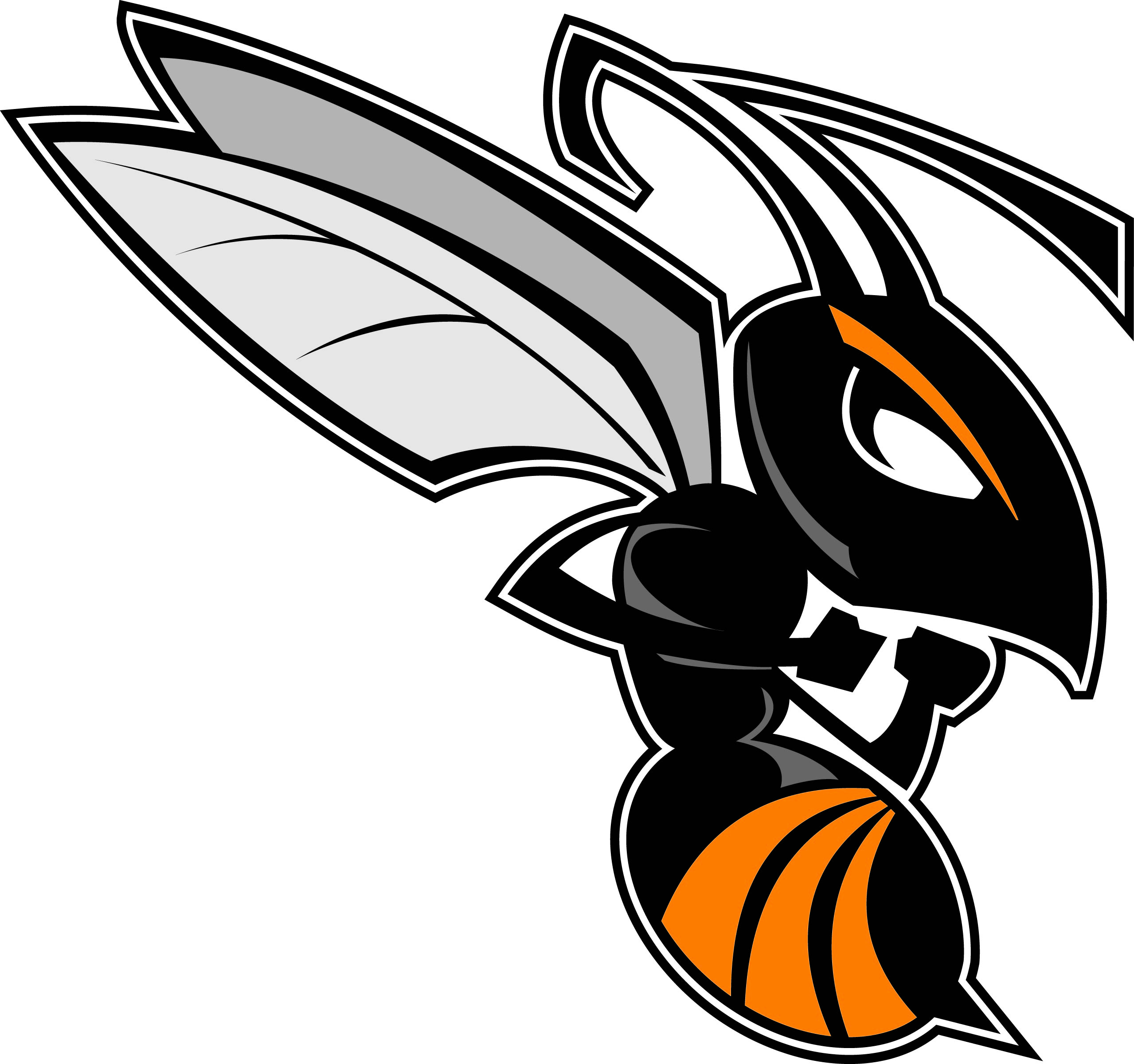 Hornet clipart #2, Download drawings