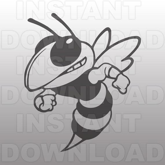 Hornet svg #20, Download drawings