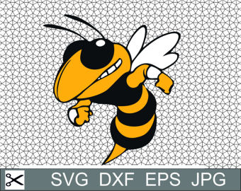 Hornet svg #20, Download drawings