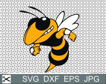 Hornet svg #1, Download drawings