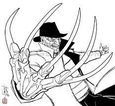 Horror coloring #6, Download drawings