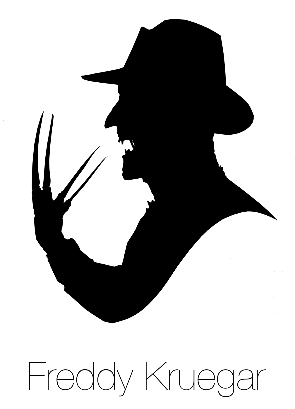 Horror svg #2, Download drawings