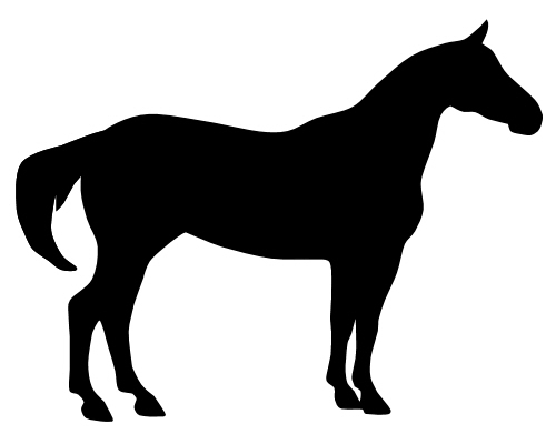 Horse clipart #1, Download drawings