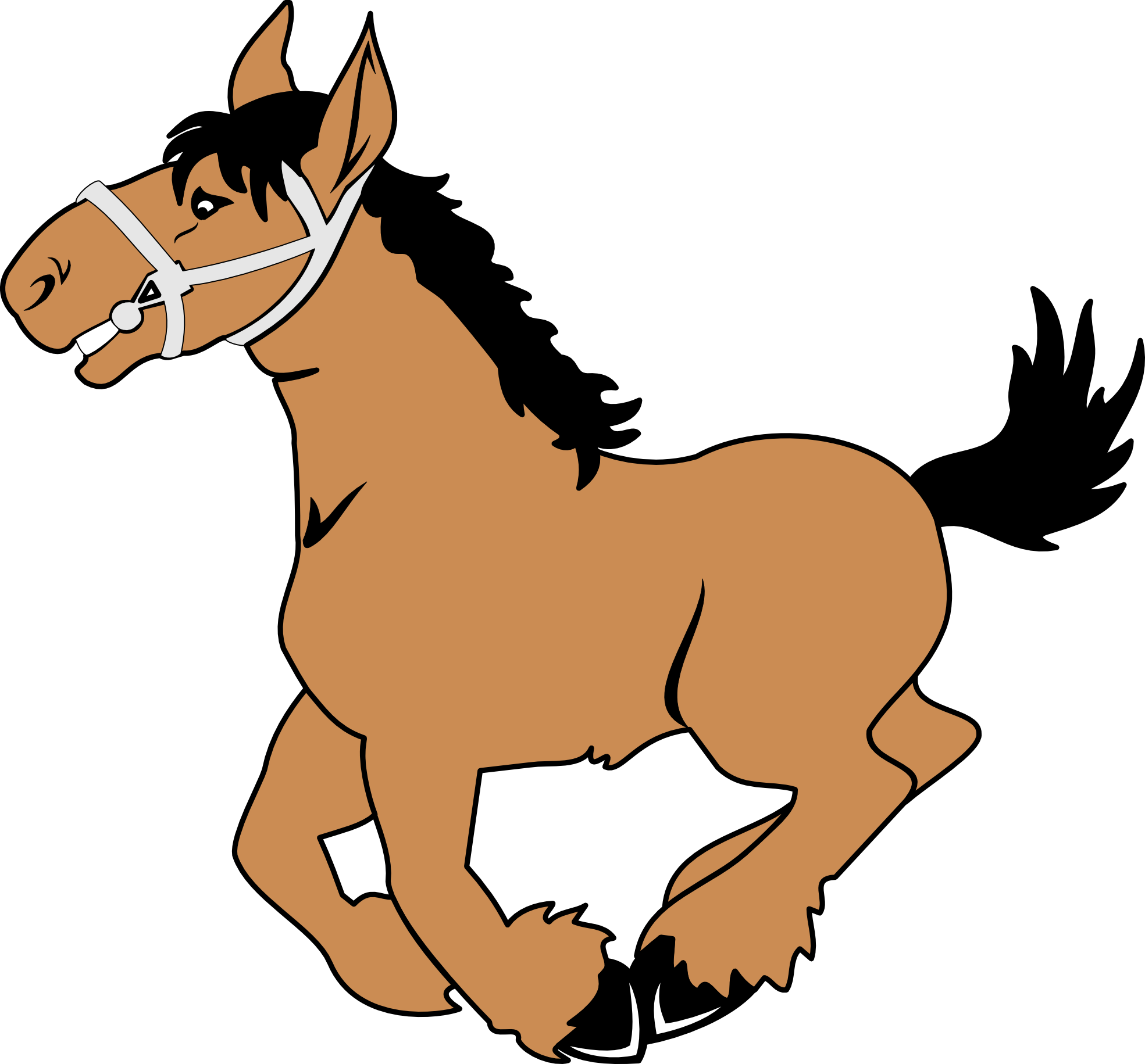 Horse clipart #3, Download drawings